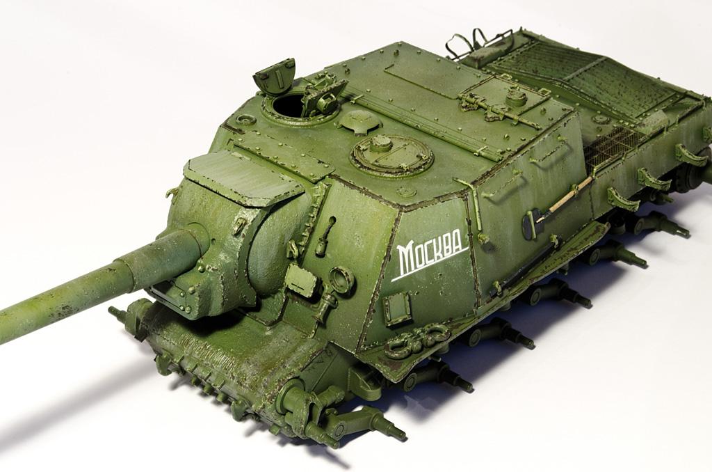 1/35 Tamiya ISU 152 by Andreas Grewin