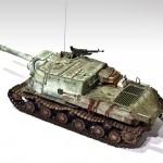 Soviet ISU-152