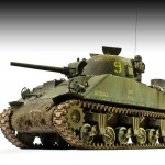 USMC M4A2 Sherman