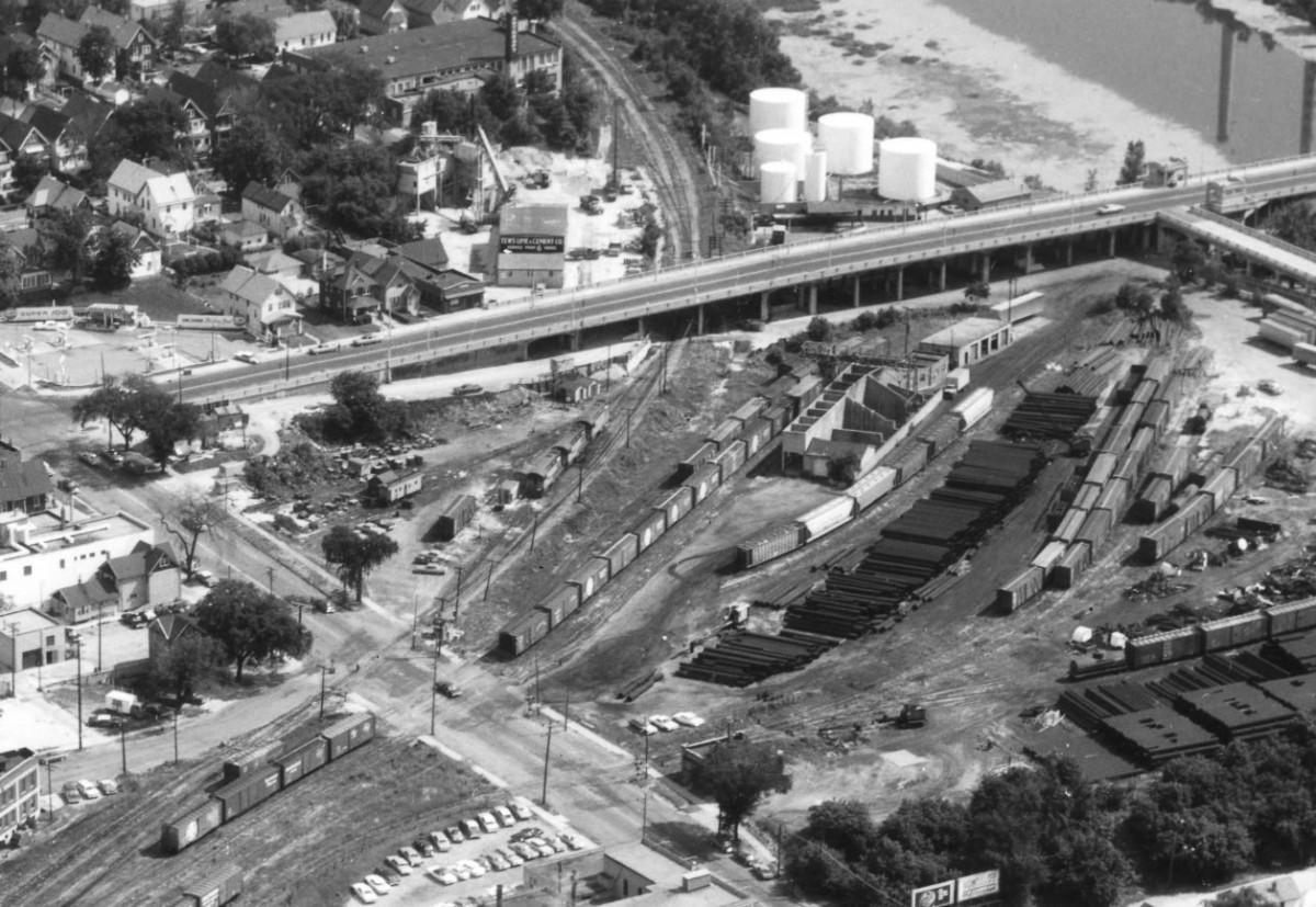 Humboldt Yard 1966