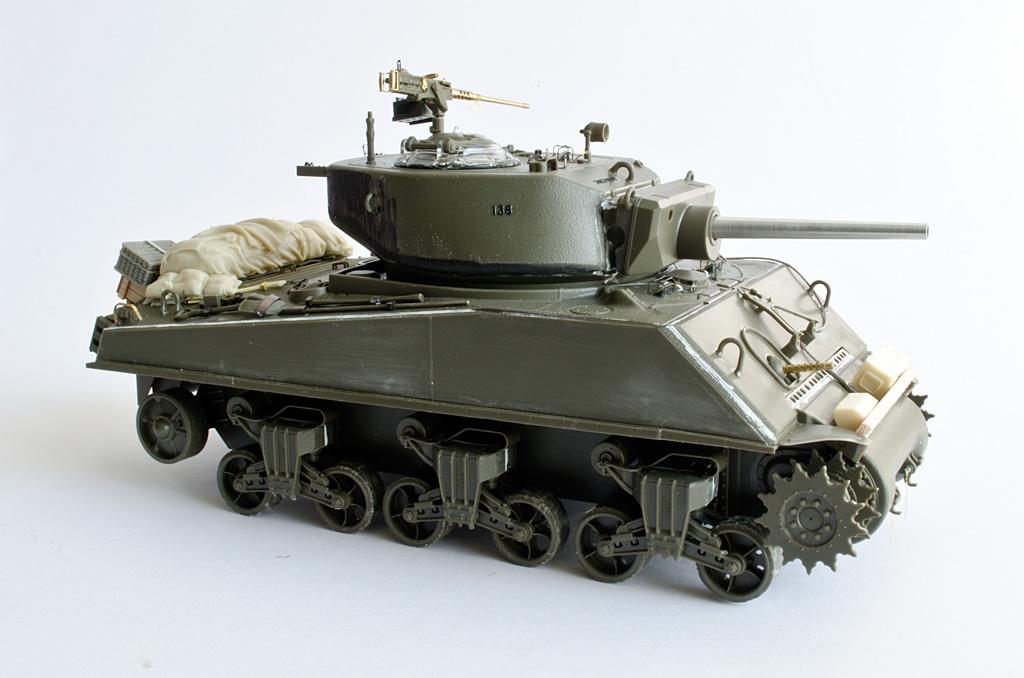 Tasca Sherman Jumbo M4A3E2