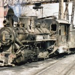 Weathering Steam Engines