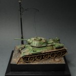 OT-34/76 Mod. 1943 Flamethrower Tank