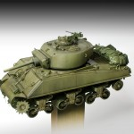 Sherman M4A3E2 Jumbo Base Color