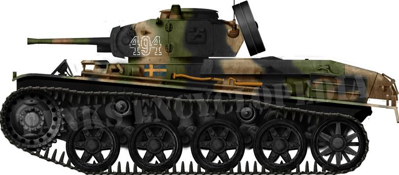 Stridvagn L-60 M/40K
