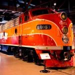 California State Railroad Museum in Sacramento