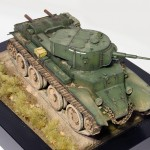Tamiya Soviet BT-7 Tank 1/35