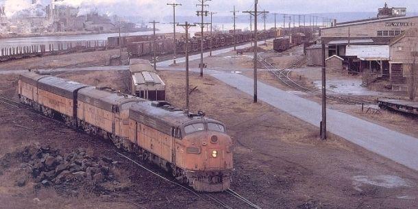 Milwaukee Railroad