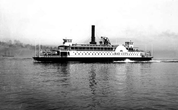 Bay City ferry