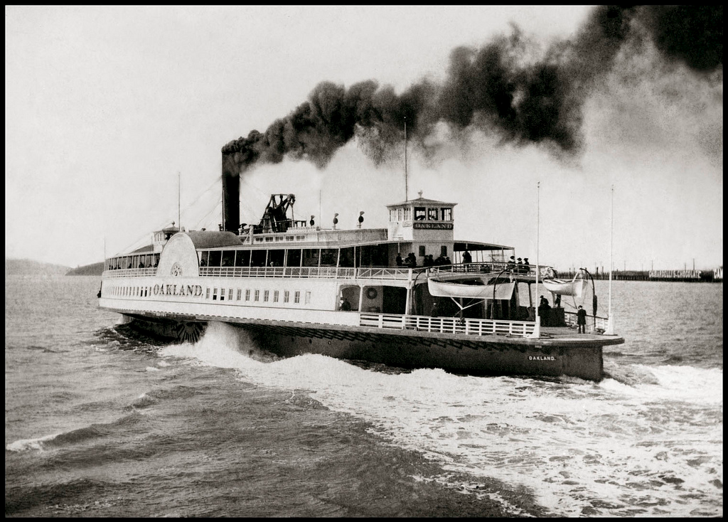 The Oakland Ferry