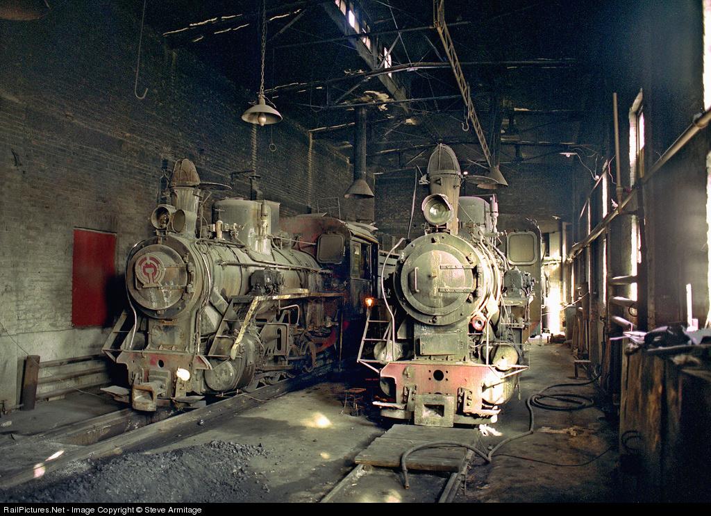 China Rail Steam 0-8-0