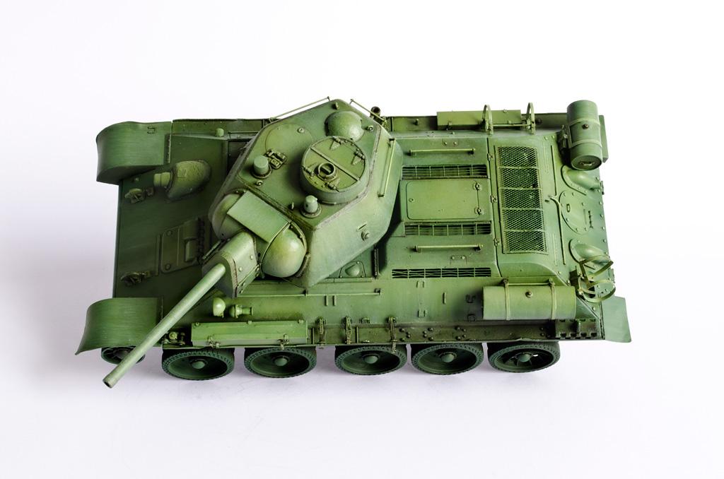 OT-34 dragon models