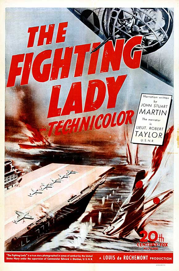 The Fighting Lady Cover