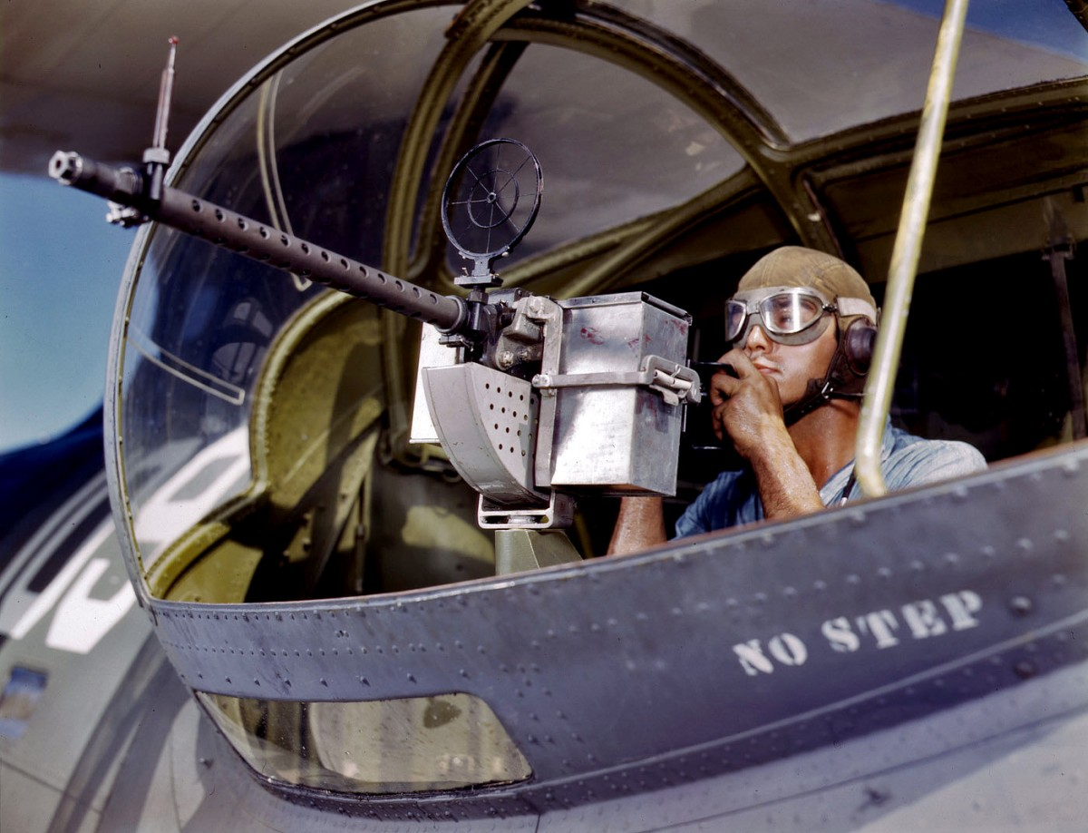 Corpus Christi PBY, August 1942