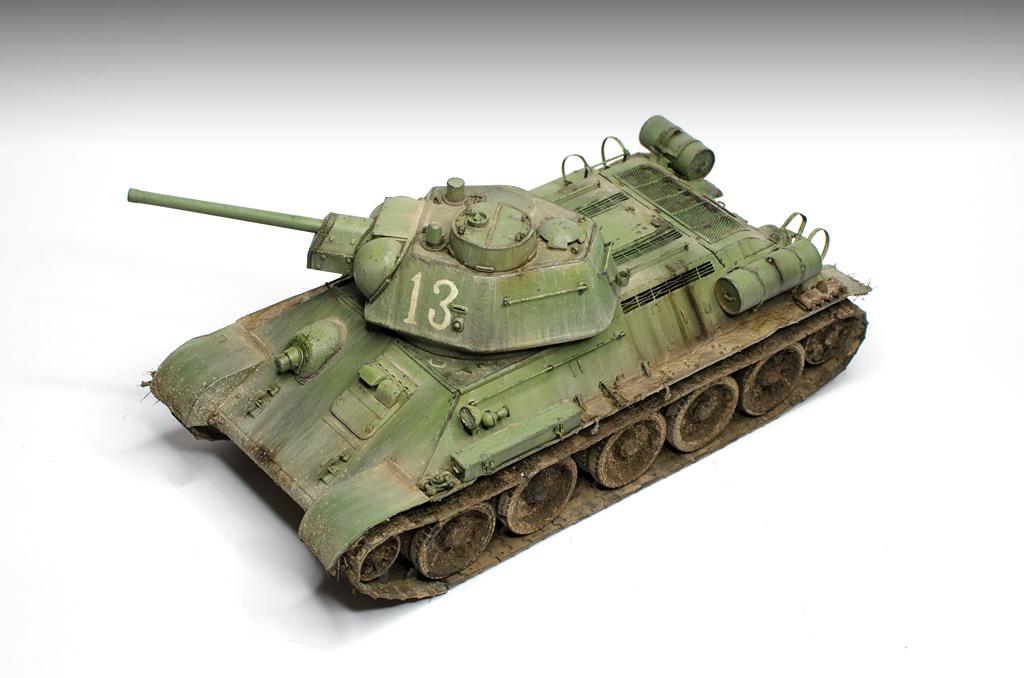 OT-34 tank