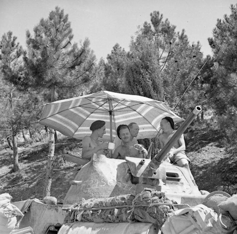 Staghound armoured car