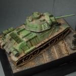 OT-34/76 Mod. 1943 Flamethrower Tank