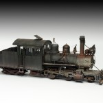 On30 Bachmann 2-4-4 Forney Steam Engine