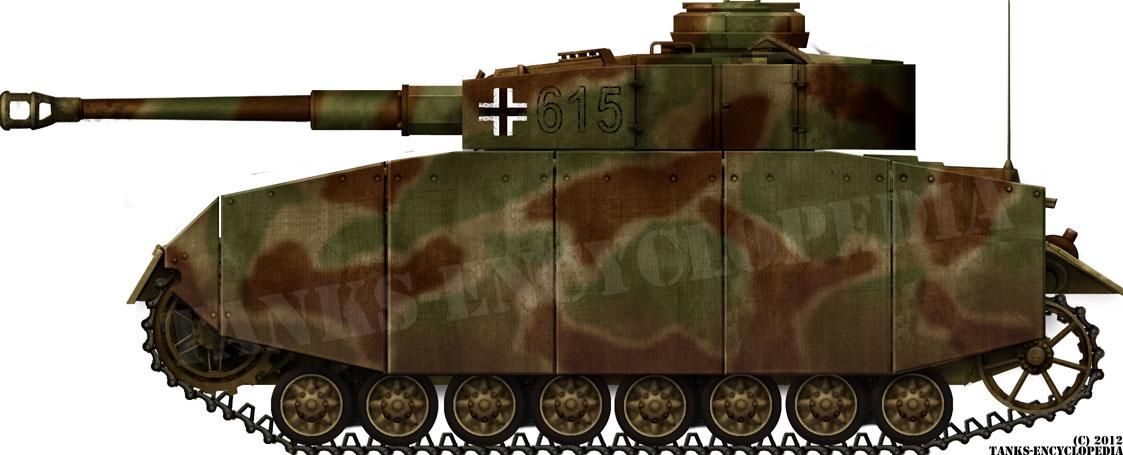 Panzer IV F/G 16pzd Stalingrad