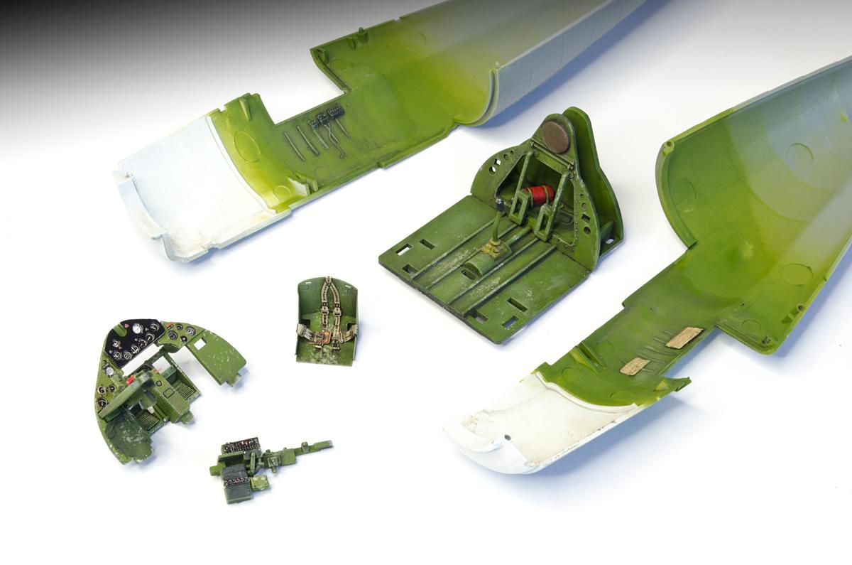 F4F-4 Wildcat Tamiya 1/48